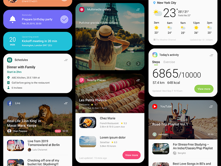 Bixby Home   Apps - The Official Samsung Galaxy Site