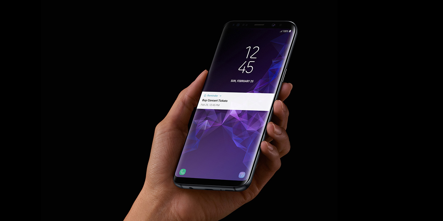 Bixby Reminder Apps The Official Samsung Galaxy Site