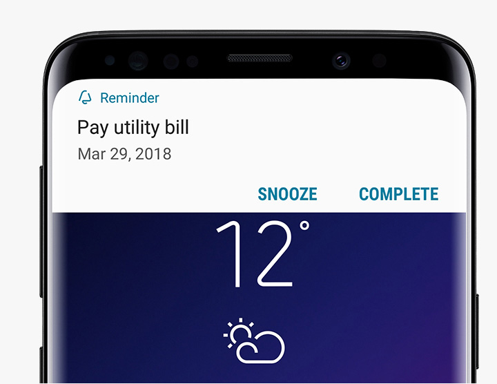 Bixby Reminder | Apps - The Official Samsung Galaxy Site