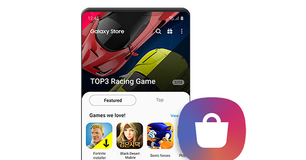 Galaxy Store | Apps - The Official Samsung Galaxy Site