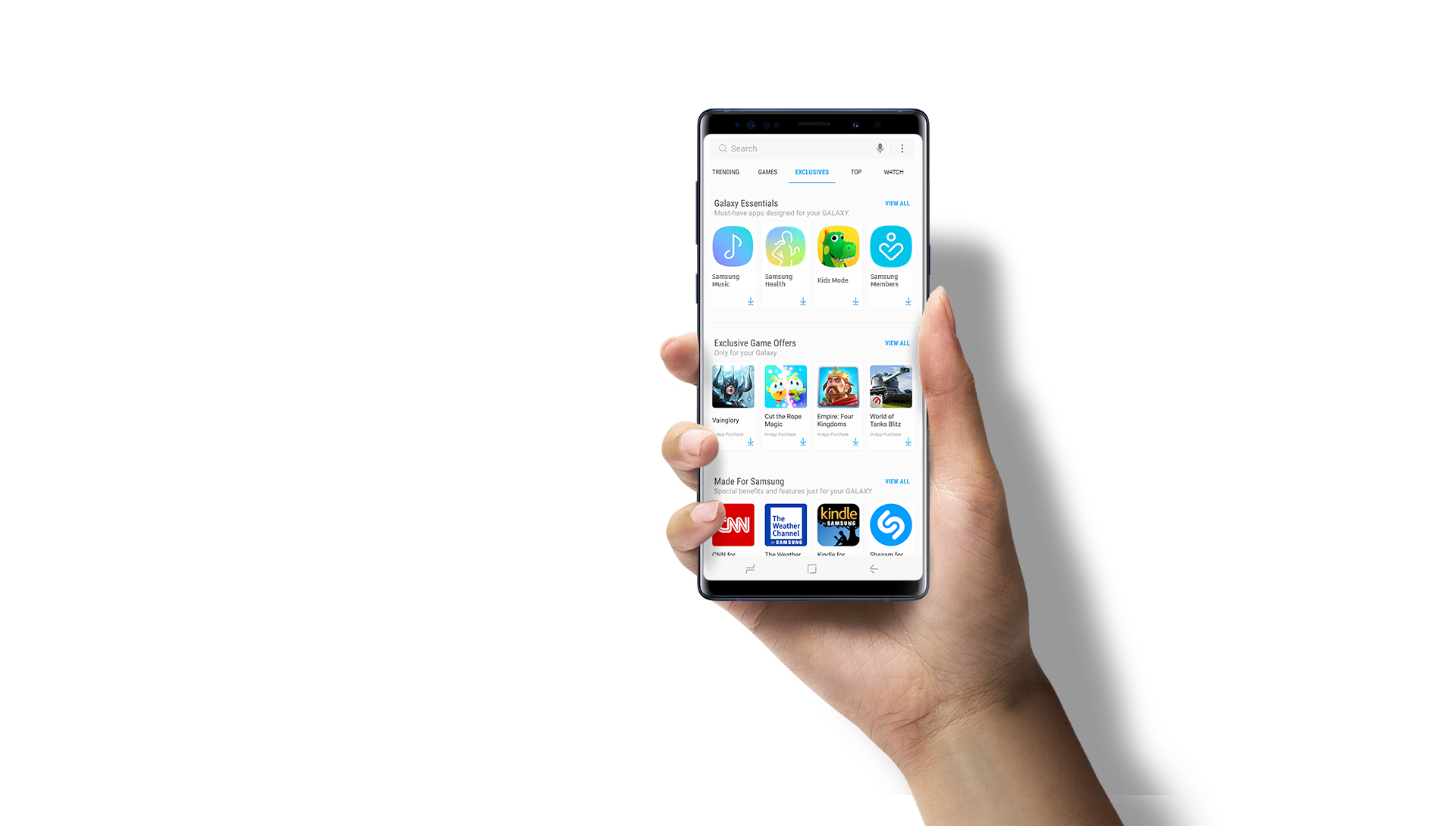 Image result for The devices and apps that turn the real global virtual