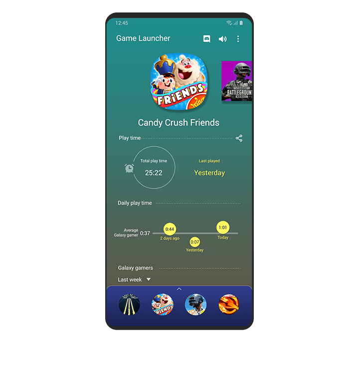 Samsung Apps Games