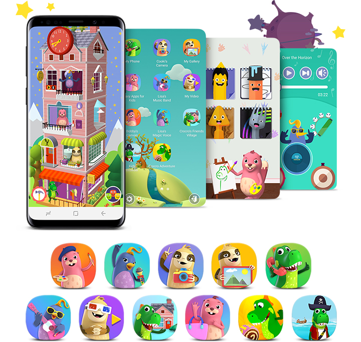 Kids Mode | Apps - The Official Samsung Galaxy Site