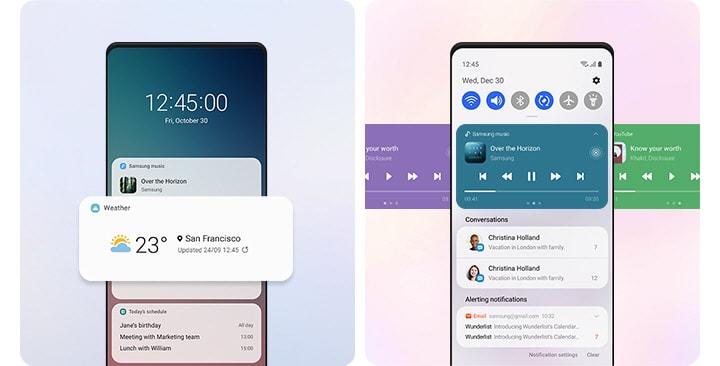 Samsung One UI 3.0 页面上线,最快 11 月陆续推送? 2