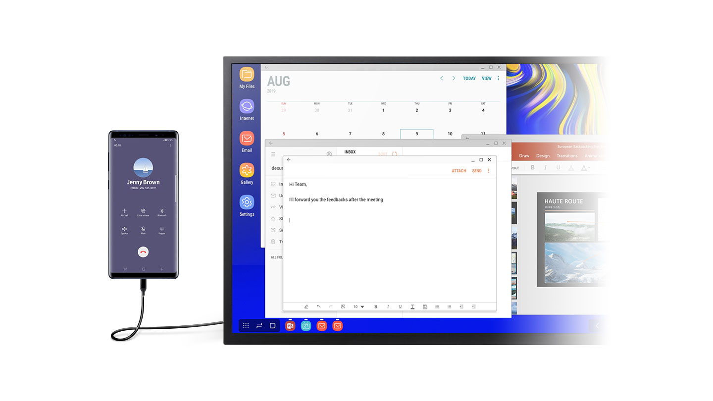 Samsung DeX | Apps - The Official Samsung Galaxy Site