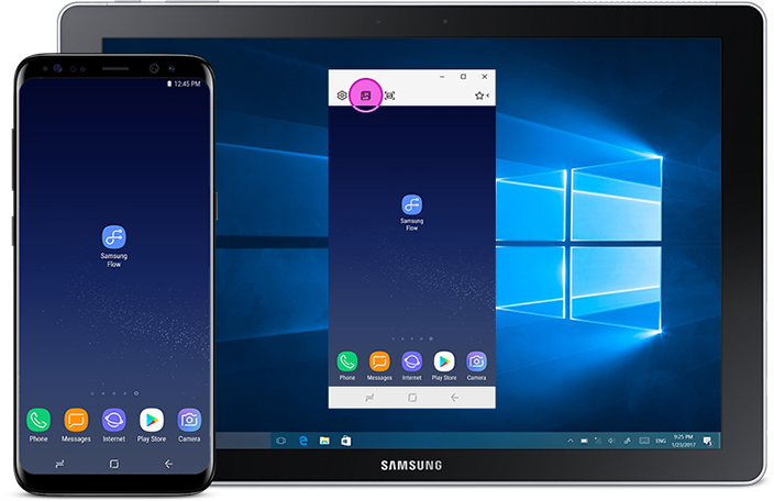 Samsung Flow | Apps – The Official Samsung Galaxy Site