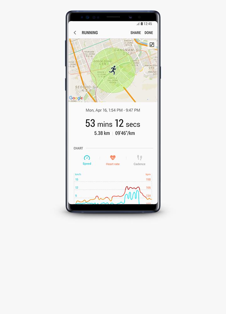 Mobile scrambler body workout - Samsung's chips push it to record profits