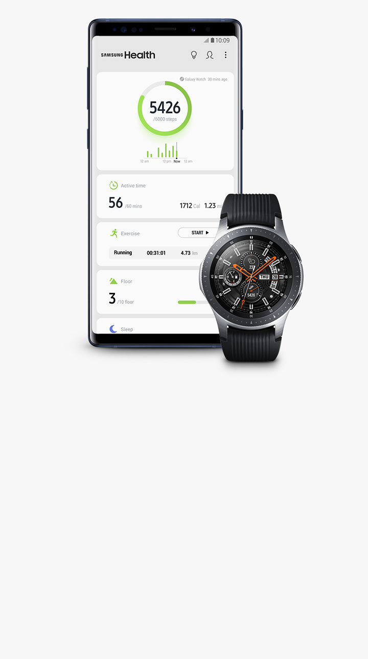 Samsung Health Apps The Official Samsung Galaxy Site