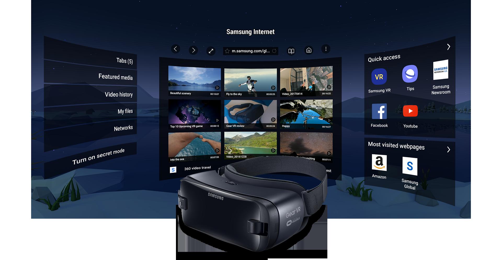 Shop customer account login downloader/downloader - Image Of Gear Vr Black And Image Related Optimized Web Browsing