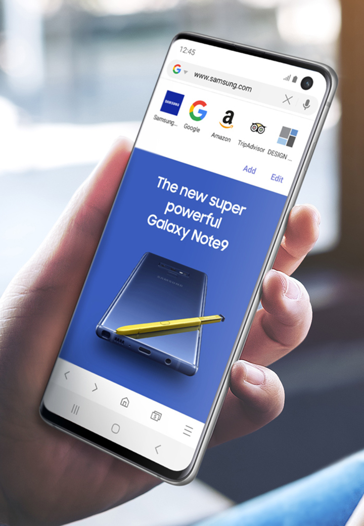 Samsung internet | apps – the official samsung galaxy site.