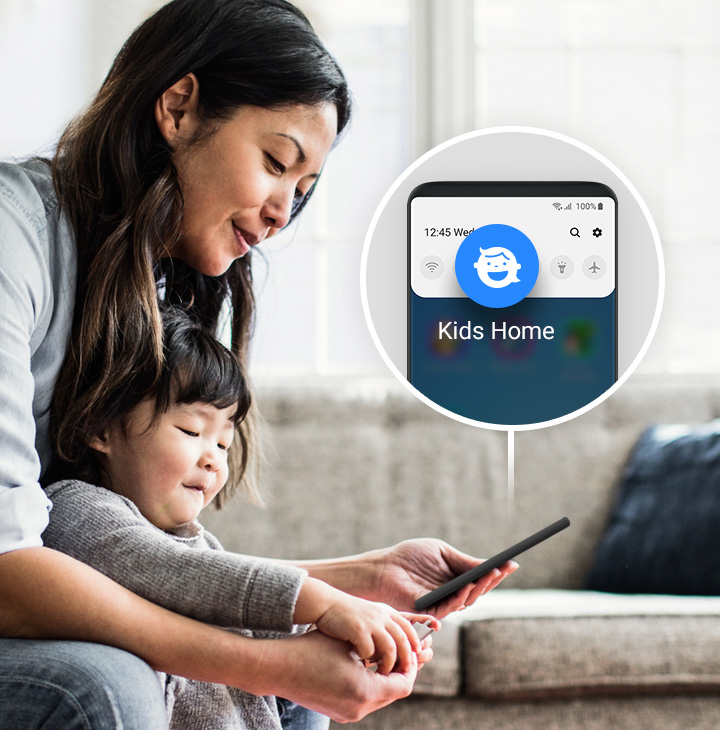 Samsung Kids Home | Apps The Official Samsung Galaxy Site