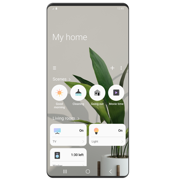 SmartThings   Apps - The Official Samsung Galaxy Site