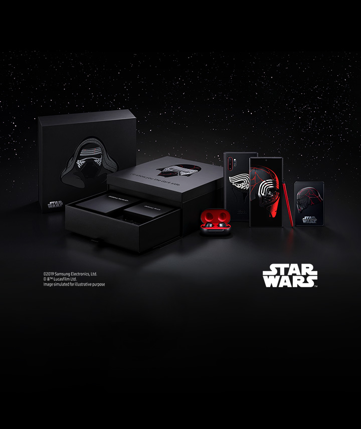 Star Wars The Rise Of Skywalker Collaboration The