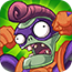 Galaxy Game Pack game Plants Vs Zombies Heroes logo
