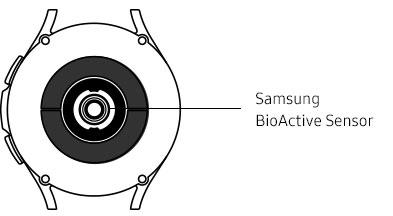 42mm Galaxy Watch4 Classic sensor information