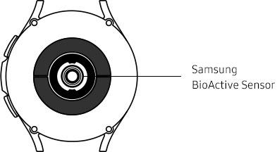 46mm Galaxy Watch4 Classic sensor information