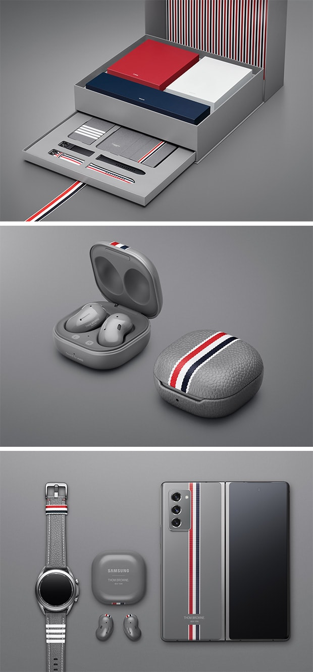 Thom Browne Edition Samsung Galaxy Z Fold 2 The Official Samsung Galaxy Site