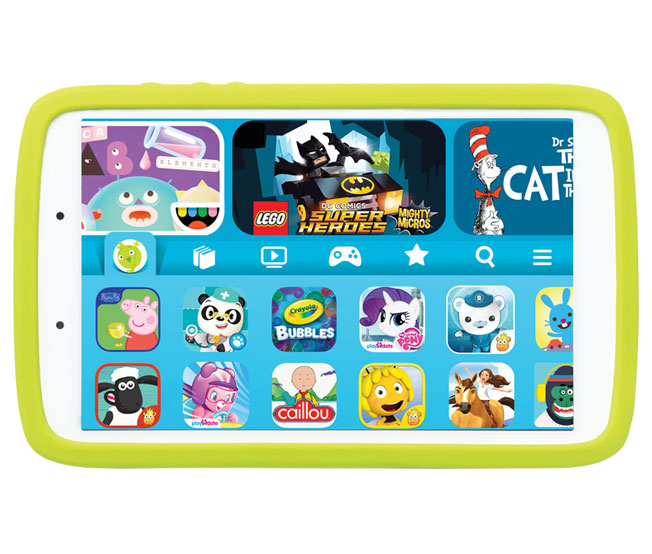 Best Tablets For Kids  And Up