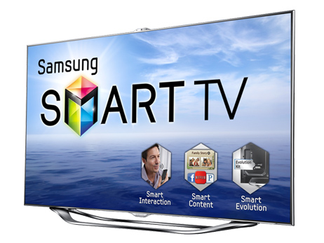Samsung Smart Led Tv : ... tv experience like never before smart interaction smart content smart