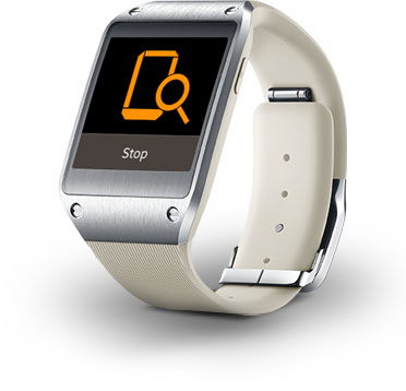How to Locate a Lost Galaxy Gear Using a Samsung Galaxy Device
