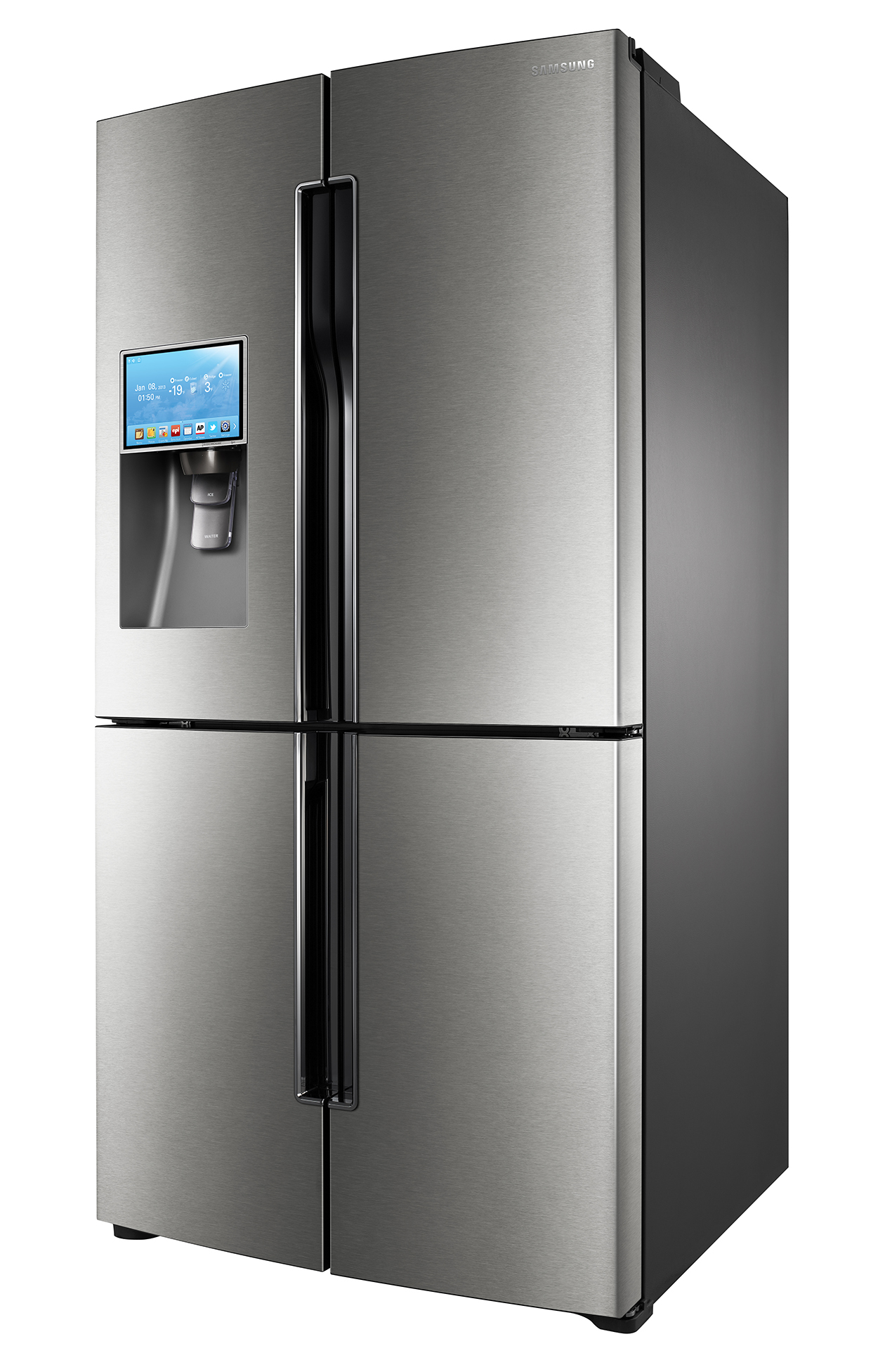 image gallery samsung refrigerator. Black Bedroom Furniture Sets. Home Design Ideas