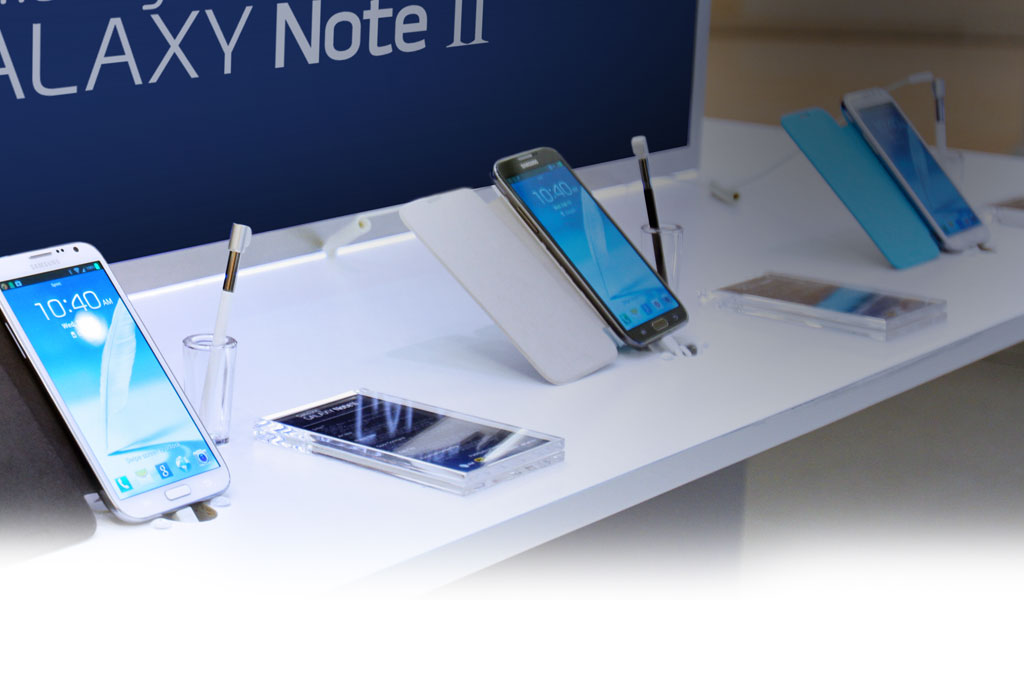 The Samsung Experience Shop