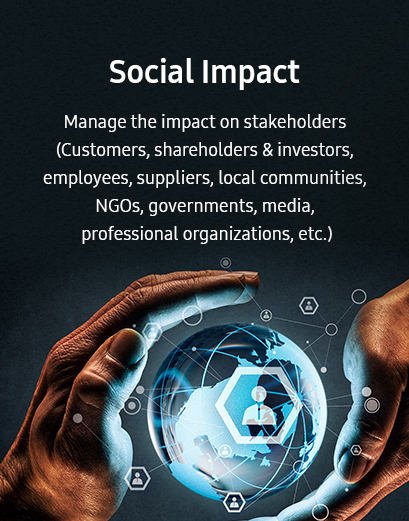 healthsouth impact on stakeholders