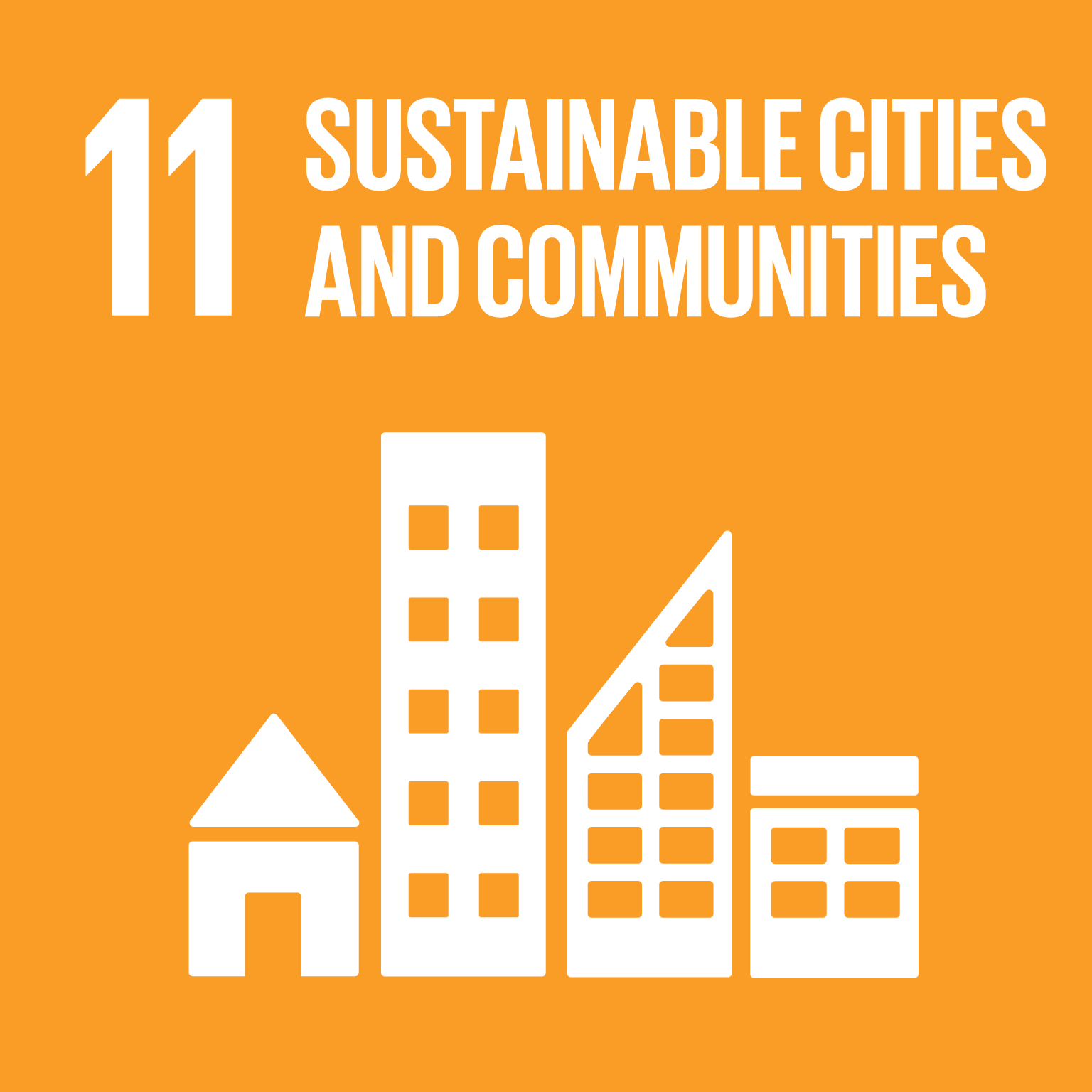 Representative image of SDG sustainable cities and communities