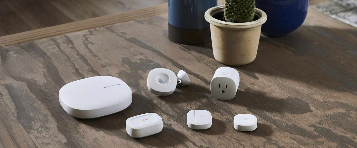 Connected all your devices with SmartThings