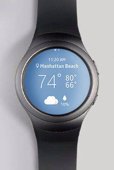 how to make gear s2 apps