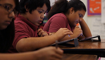 Eloy Intermediate Closes the Digital Divide