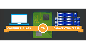 Consumer Vs. Data Center SSDs—Which is Right for You?