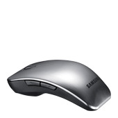 Wireless USB Mouse (Metallic Silver)