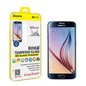 Kristal™ Tempe Glass HD Screen Protector for Galaxy S6 SMG920F