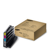 CMYK Waste Toner Container - Black 7,000, Color 1,750 page yield