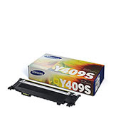 Yellow Toner -  	1,000  page yield