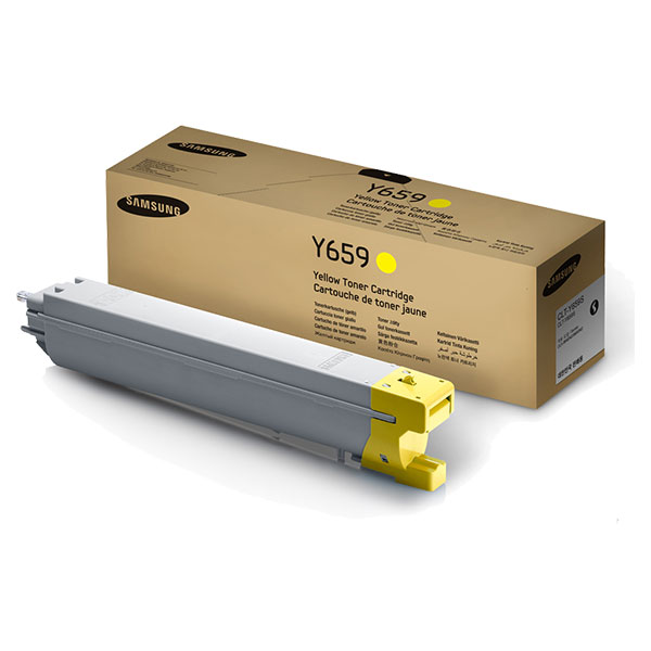 Yellow Toner — 20,000 Page Yield