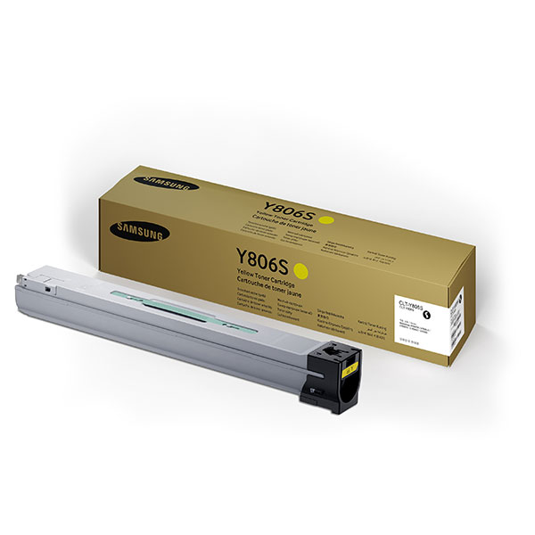 Yellow Toner — 30,000 Page Yield