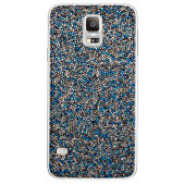 Swarovski Crystal Battery Cover for Galaxy S® 5, Blue