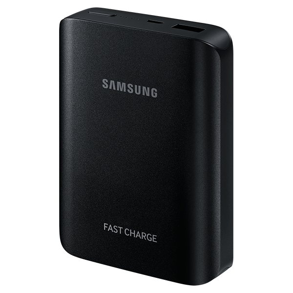 Fast Charge Battery Pack (10.2A), Black