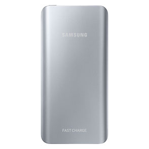 Fast Charge Battery Pack, Silver