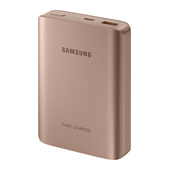 10.2A USB-C Battery Pack, Rose Gold