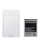Galaxy Camera Battery Kit White