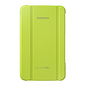 "Galaxy Tab 3 7.0"" Book Cover, Mint Green"