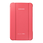 "Galaxy Tab 3 7.0"" Book Cover, Berry Pink"