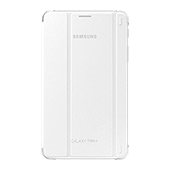 Galaxy Tab 4 7.0 Book Cover - White