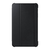 Galaxy Tab 4 8.0 Book Cover - Black