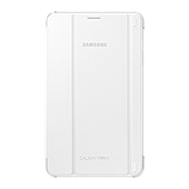 Galaxy Tab 4 8.0 Book Cover - White