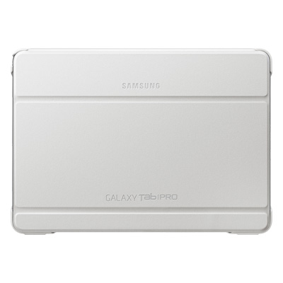 Galaxy Tab Pro 10.1 Book Cover – White