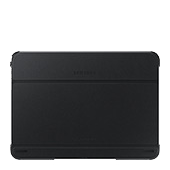 Galaxy Tab 4 10.1 Book Cover - Black